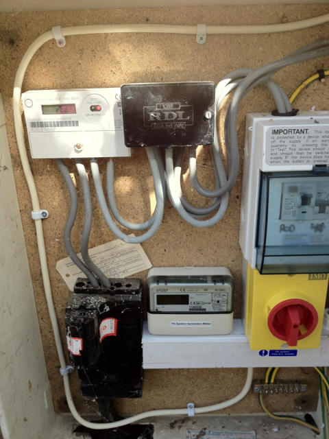 how to work out electric bill from meter reading