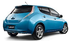 Nissan Leaf - range relief