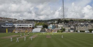 The St Helens ground, Swansea, where Sobers hit his six sixes