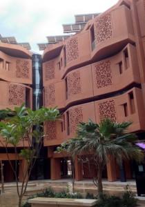 Masdar City - Abu Dhabi's zero carbon development