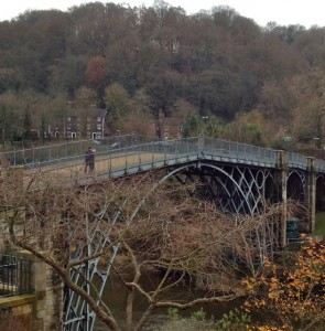 Ironbridge - first and foremost, and now heart of a World Heritage Site