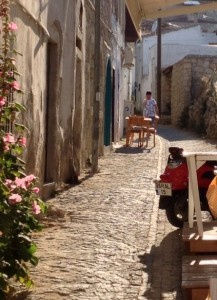 Alacati: old town, new vision