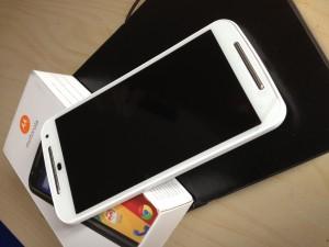 Motorola's new Moto G