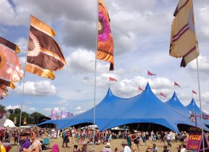 WOMAD in full flow - July 2014
