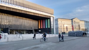 The new Linz opera house
