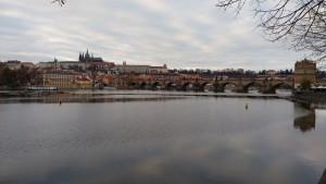 Prague in November 2015