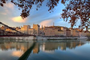 Photo - courtesy of Lyon Tourist Board