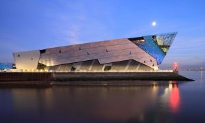 The Deep, Hull. Picture courtesy of The Guardian