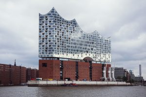 The Elbphilharmonie in Hamburg. Photo: Sophie Wolter
