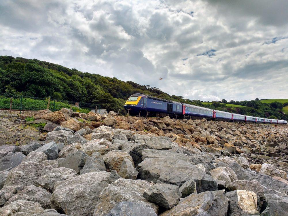 Reprieve for the Pembroke Coast Express?